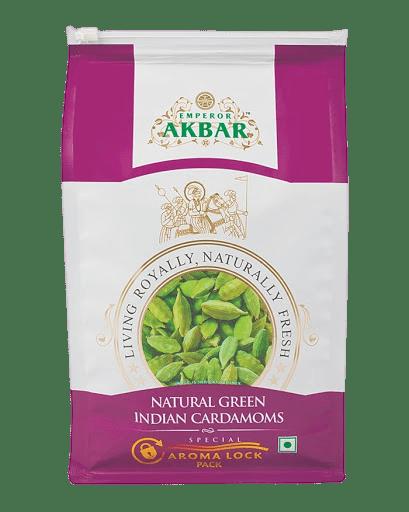 قیمت خرید هل سبز هندی اکبر