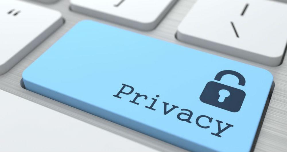 حفظ حریم خصوصی