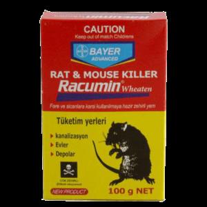 مرگ موش راکومین بایر