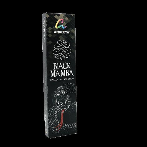 قیمت خرید عود دستساز بلك مامبا (Black Mamba)